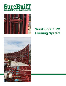 SureCurve RC Forming System