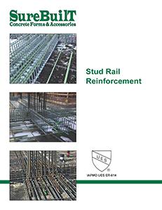 Stud Rail DSA Reinforcement