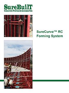 SureCurve RC Forming System