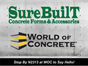 surebuilt world of concrete