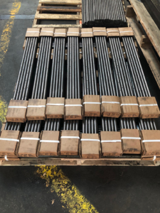 One Skid of SureBuilt Steel Nail Stakes Made in USA