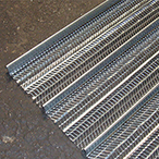 This leave-in-place sheet is typically used to form footings, bulkheads, grade beams, pile caps and blindside walls