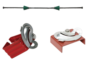"SureBuilt Snap Ties and JAHN ""A"" & ""C"" Clamps"