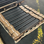 Steel Stakes are used to secure lumber or metal concrete forms in flatwork applications