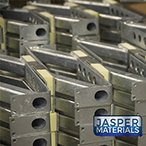 Jasper Materials galvanizes steel concrete construction products