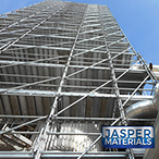 Jasper Materials manufactures scaffolding systems