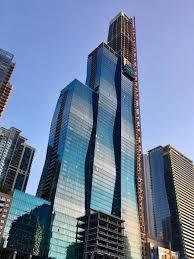 Vista Tower Chicago Mchugh Concrete SureBuilt Stud Rail DSA