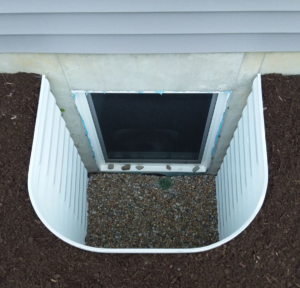 Egress Window Wells and Area Wells